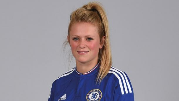 Farrow looks set to become one of the hottest goalscoring prospects in England. (Image credit: Chelsea FC)