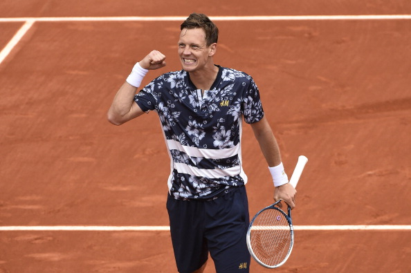 Tomas Berdych has now only won 2 of over 20 matches against Novak Djokovic (Source: Getty Images)