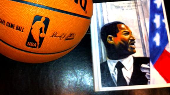 Martin Luther King día I Foto: sportamerika.nl