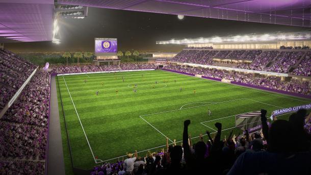 Orlando City Stadium (Imagen: cityoforlando.net)