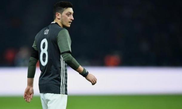 Özil's form will be key in France. | Image source: TalkSport