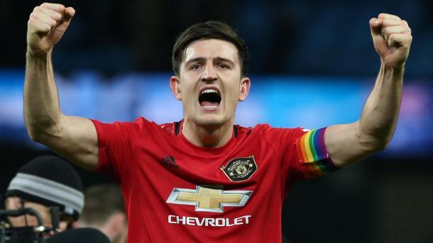 Maguire es uno de los principales valuartes del nuevo United / FOTO: ManUtd