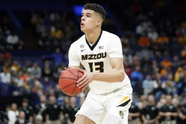 It is a mystery regarding where Michael Porter Jr. will land. Photo: Jeff Roberson/Associated Press