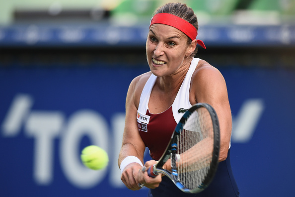 Cibulkova impressed in a convicning opening round performance (Getty/Matt Roberts)