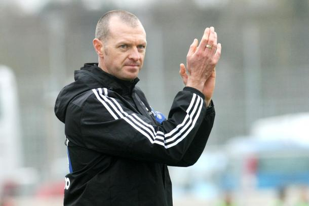 Ross will be hoping to continue the good work he has done so far. | Image source: 1. FFC Frankfurt - picture alliance