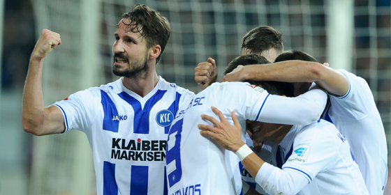 Stoll has been a stalwart throughout the various Karlsruhe sides for nearly two decades. | Image source: kicker
