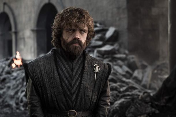 Tyrion Lannister, uno de los protagonistas y autor de frases célebres / foto: IMDb.com