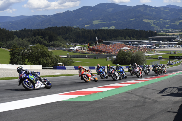 Lorenzo on form at the Red Bull Ring - www.eneos.us