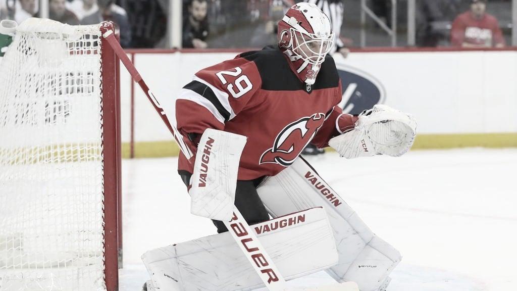 Mackenzie Blackwood | NHL.com