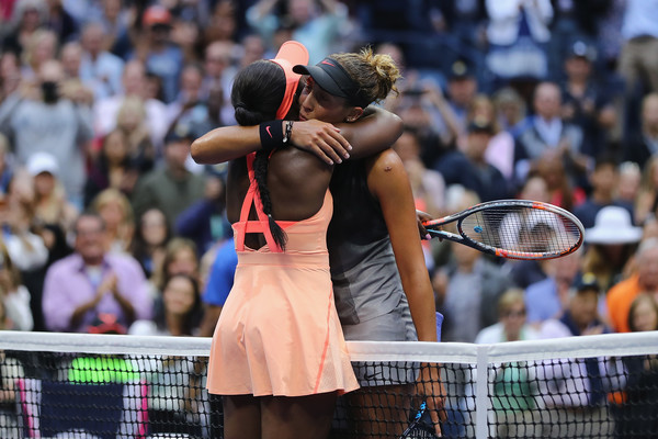 Sportsmanship: Keys was gracious in defeat after the US Open | Photo: Elsa/Getty Images North America