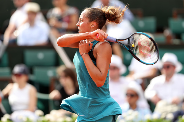 Madison Keys achieved some respectable results on clay this year | Photo: Matthew Stockman/Getty Images Europe