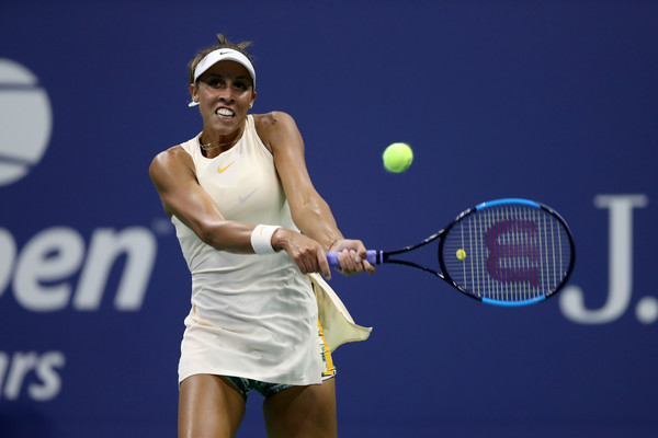 Madison Keys reached two Major semifinals this year | Photo: Matthew Stockman/Getty Images North America