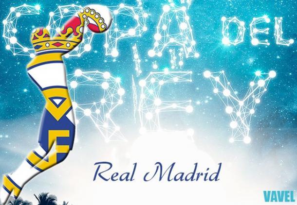 El Real Madrid es un claro candidato al título | Foto: Álvaro García (VAVEL.com)