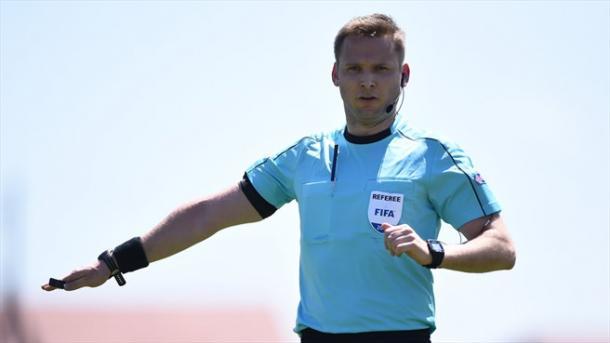 Jens Maae (Árbitro designado para la final) | Foto: www.uefa.com