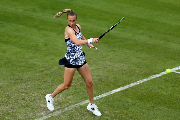 It was an outrageously-impressive performance for Magdalena Rybarikova in this match | Photo: Jordan Mansfield/Getty Images Europe