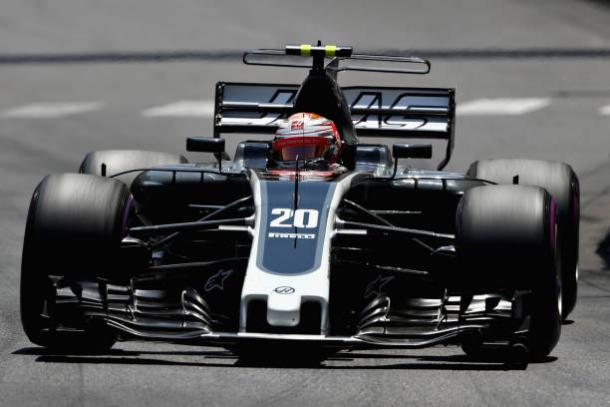 A Haas é oitava colocada no atual campeonato de construtores (Foto: Mark Thompson/Getty Images)
