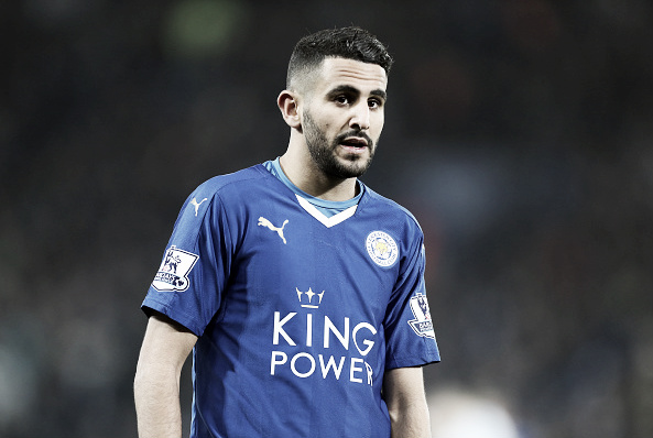 Riyad Mahrez is the jewel in Leicester's crown (Photo: Plumb Images / Getty Images)