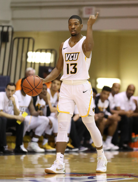 Crowfield led VCU in scoring/Photo: Darryl Oumi/Getty Images