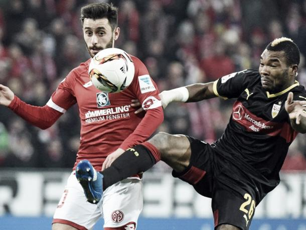 Can Malli get one over on the club he was set to join in January? | Image source: kicker