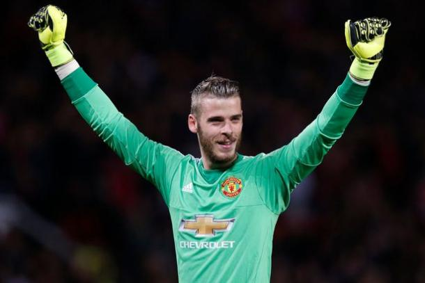 De Gea has been sensational for the Reds this season | Photo: Getty