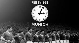 Tragedia de Múnich. Foto: Manchester United.
