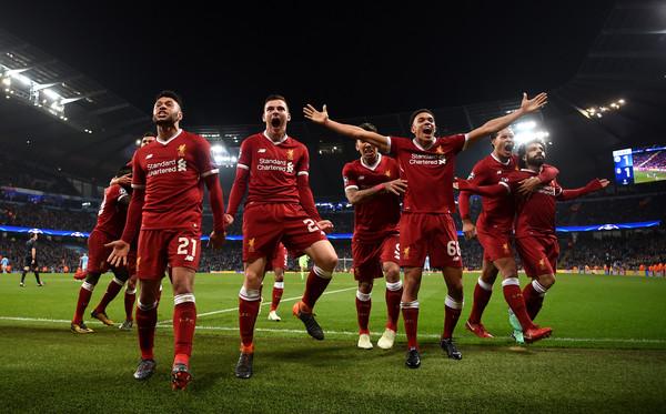 Celebración del 1-1. Foto: Getty Images