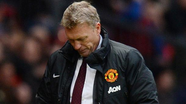 David Moyes knows what it is like when things go wrong at Manchester United