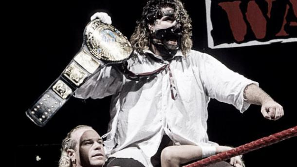 Mankind was the greatest face of Foley. Photo- Spotlight Report