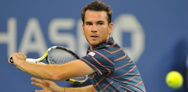 Adrian Mannarino, el otro finalista del torneo. Foto: Sport365