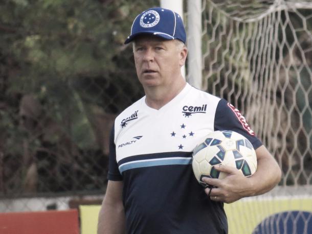 Mano Menezes está cotado para voltar ao Cruzeiro (Foto: Matheus Adler/VAVEL Brasil)