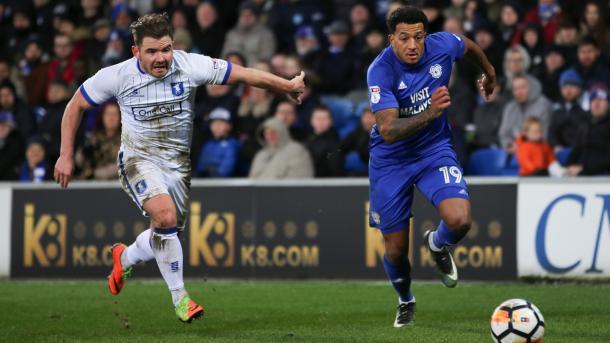 Mandsfield buscará sacar provecho de la localía ante los Bluebirds   Foto: Cardiff City.