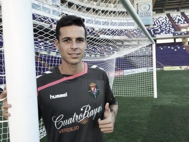 Manu del Moral | Foto: Real Valladolid