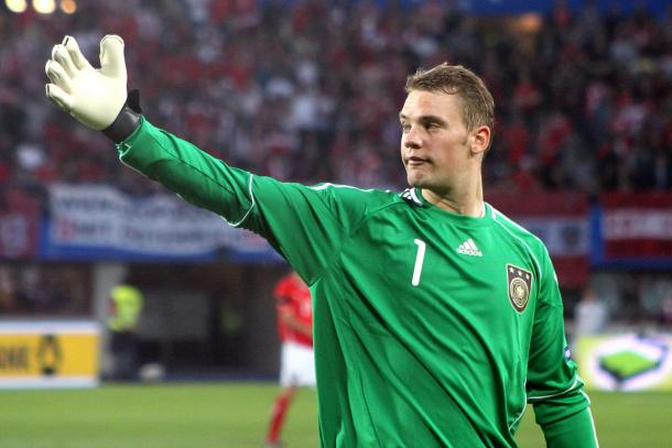 Manuel Neuer has been a stalwart for the German national team for many years now. | Photo: wikimedia.org