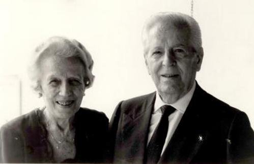 María Brillas y Pedro Rodríguez. - Fuente: La Finestra Digital.