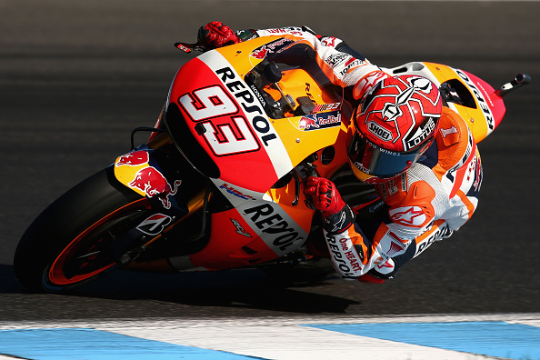 Marc Marquez enjoyed a perfect race | Photo: Repsol Honda