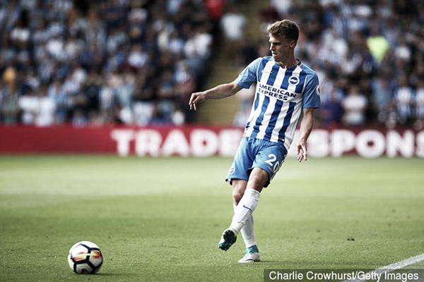 Solly March acumula un gol y una asistencia en seis partidos | Foto: Getty Images
