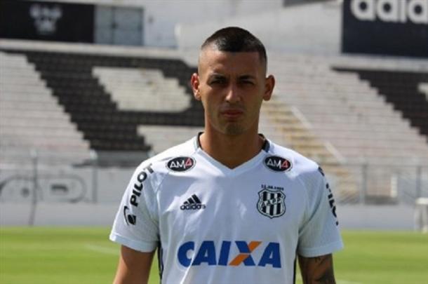 Marciel chegou na Macaca neste ano, ele está emprestado pelo Corinthians  Foto: PontePress