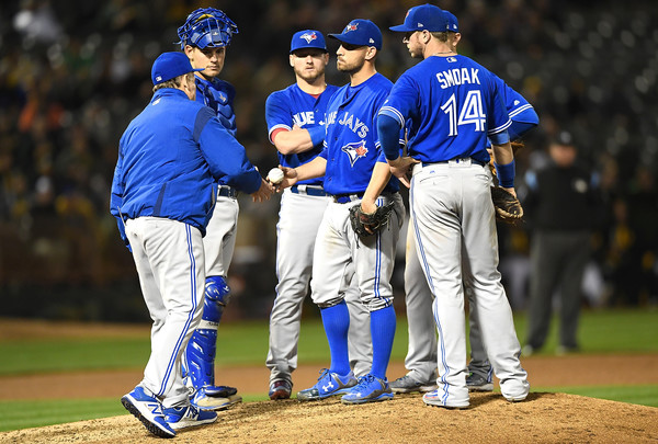 Toronto had one of the most promising teams in the major leagues going into the 2017 season, but injuries and some unexpected slumps derailed their process and ultimately their hopes of reaching their third postseason in as many years. | Photo: Thearon W. Henderson/Getty Images
