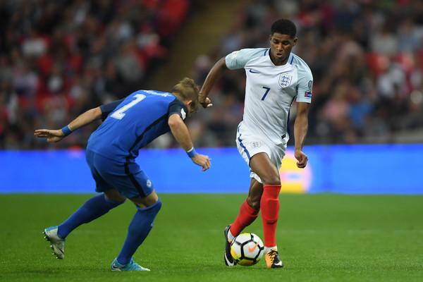 El Mundial es el escaparate perfecto para los jóvenes. Fuente: England.