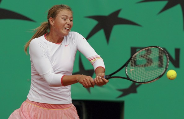 Maria Sharapova at the 2006 French Open | Photo: Ian Walton/Getty Images Sport