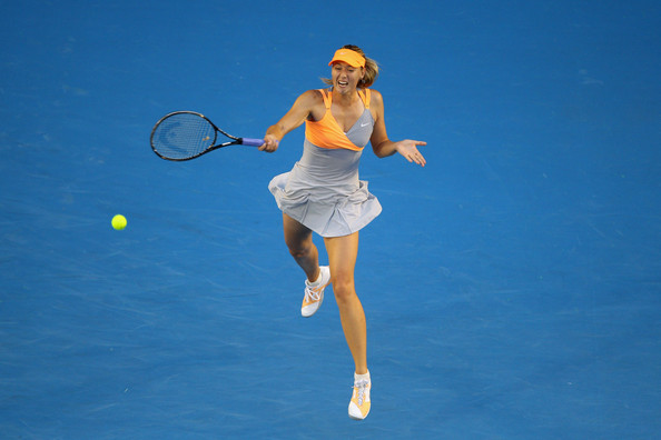 Maria Sharapova suffered a disappointing loss at the hands of Andrea Petkovic | Photo: Lucas Dawson/Getty Images AsiaPac