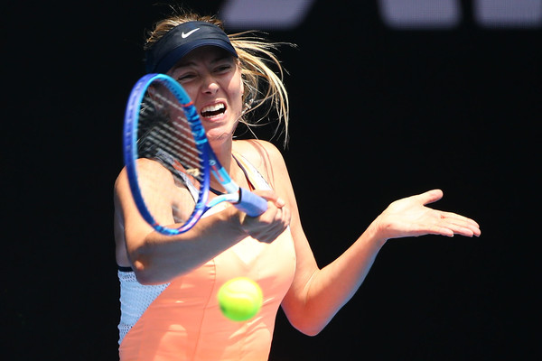 Maria Sharapova's last tournament was at the 2016 Australian Open | Photo: Scott Barbour/Getty Images AsiaPac