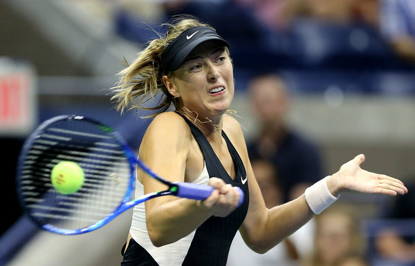 Maria Sharapova has not looked at her best, but strung together consecutive wins | Photo: Alex Pantling/Getty Images North America