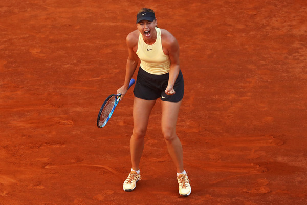 Sharapova's health has also been a huge issue in the recent years | Photo: Dean Mouhtaropoulos/Getty Images Europe