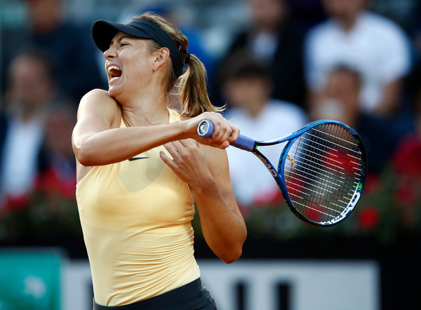 Maria Sharapova has battled through some marathons this week | Photo: Julian Finney/Getty Images Europe