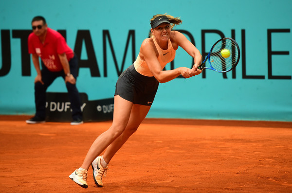 Maria Sharapova will now face Kiki Bertens in the quarterfinals | Photo: Denis Doyle/Getty Images Europe