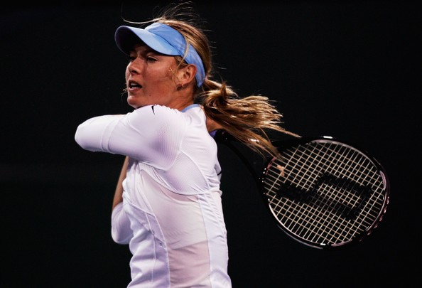 Maria Sharapova at the 2006 Pacific Life Open (Indian Wells) | Photo: Donald Miralle/Getty Images Sport