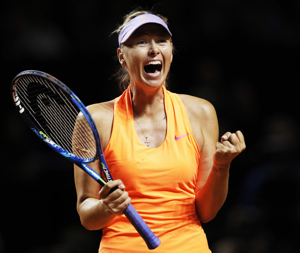 Maria Sharapova would be glad with how she performed last week | Photo: Adam Pretty/Bongarts