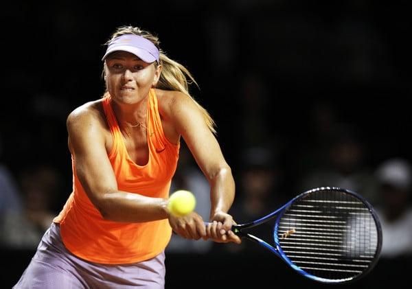 Sharapova storms back to oust Lucic-Baroni in hard-hitting opener — WTA Madrid