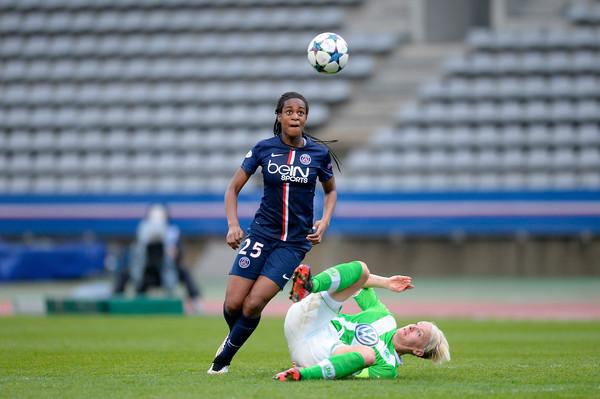 Marie-Antoinette Katoto lead the team in goals last season | Photo: Zimbio